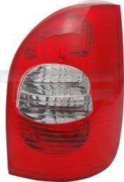 11-0557-01-2 TYC Tail Lamp Unit