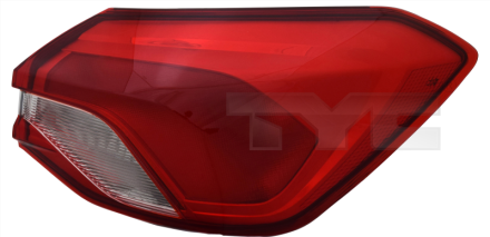 11-14985-05-2 TYC Outer Tail Lamp