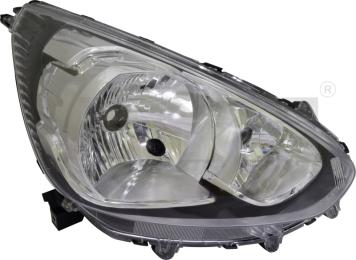 20-14971-25-2 TYC Head Lamp