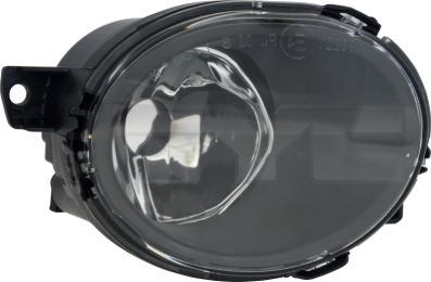 19-6069-01-9 TYC Fog Lamp Unit