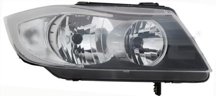 20-0655-05-2 TYC Head Lamp