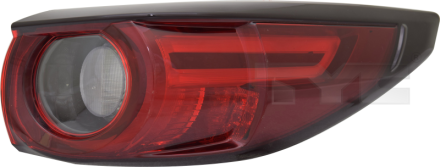 11-9009-16-2 TYC Outer Tail Lamp