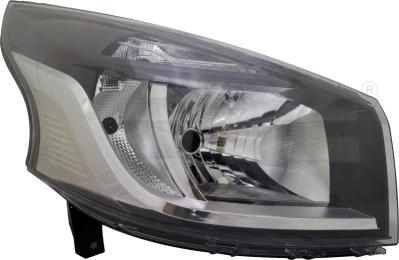 20-14789-05-2 TYC Head Lamp
