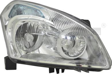 20-15779-06-2 TYC Head Lamp