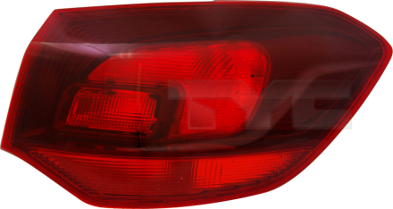 11-11875-11-2 TYC Outer Tail Lamp Unit