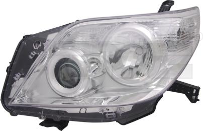 20-12387-05-9 TYC Head Lamp