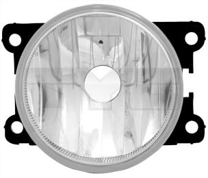 19-0937-00-21 TYC Fog Lamp Unit