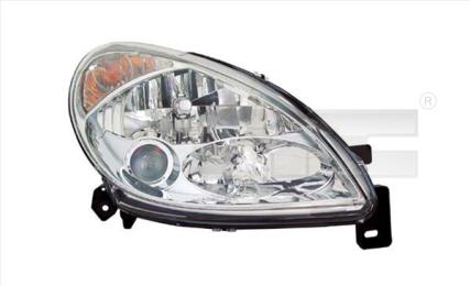 20-6257-05-2 TYC Head Lamp