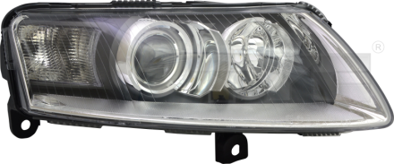 20-11429-05-2 TYC Head Lamp