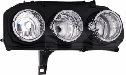 20-1105-05-2 TYC Head Lamp