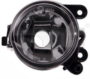 19-0705-01-2 TYC Fog Lamp Unit