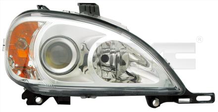 20-0661-05-2 TYC Head Lamp