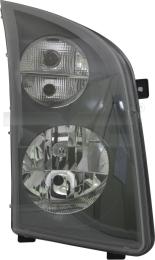 20-12351-15-2 TYC Head Lamp