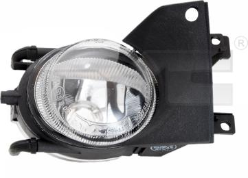 19-0179-01-9 TYC Fog Lamp Unit