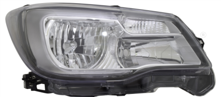 20-16517-05-9 TYC Head Lamp