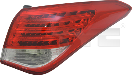 11-12681-06-2 TYC Outer Tail Lamp