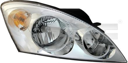 20-11855-05-2 TYC Head Lamp