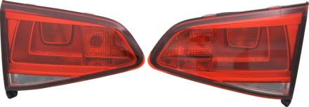 17-0479-01-2 TYC Inner Tail Lamp Unit