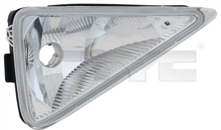 19-0563-01-2 TYC Fog Lamp Unit