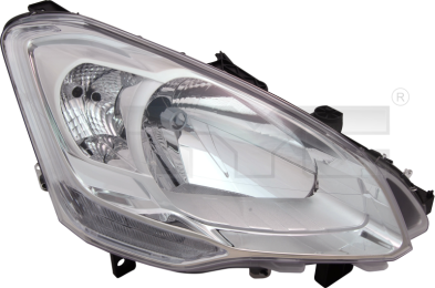 20-11751-00-21 TYC Head Lamp