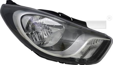 20-14001-05-2 TYC Head Lamp