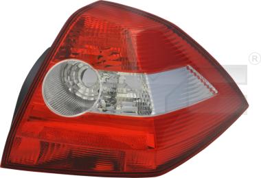 11-0393-01-2 TYC Tail Lamp Unit