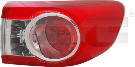 11-11729-01-2 TYC Outer Tail Lamp Unit