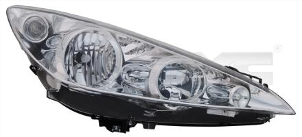 20-1497-00-21 TYC Head Lamp