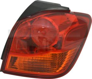 11-14385-06-2 TYC Tail Lamp