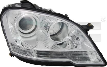 20-12161-05-2 TYC Head Lamp