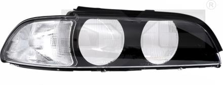 20-0379-LA-1 TYC Head Lamp Lens