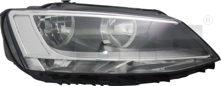 20-12581-05-2 TYC Head Lamp
