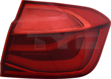 11-6909-10-9 TYC Outer Tail Lamp Assy