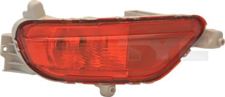 19-14304-00-2 TYC Rear Fog Lamp Assy
