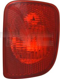 19-0637-01-2 TYC Rear Fog Lamp Dummy