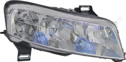 20-0067-05-2 TYC Head Lamp