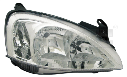 20-6065-40-21 TYC Head Lamp