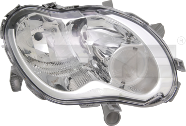 20-12305-05-2 TYC Head Lamp