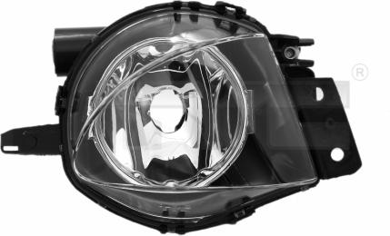 19-0469001 TYC Fog Lamp Unit