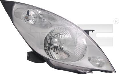 20-12365-05-2 TYC Head Lamp