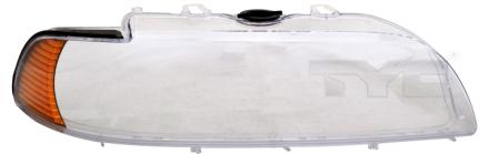 20-0009-LA-1 TYC Head Lamp Lens