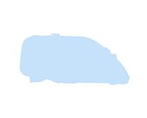 19-15047-00-2 TYC Rear Fog Lamp Dummy