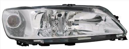 20-6181-05-2 TYC Head Lamp
