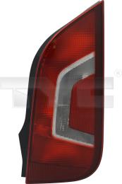 11-12171-01-2 TYC Tail Lamp Unit