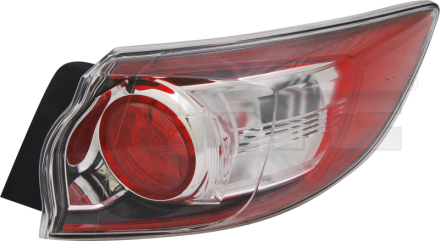 11-11583-01-2 TYC Outer Tail Lamp Unit