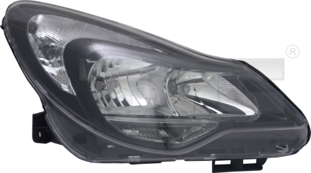 20-12629-10-21 TYC Head Lamp