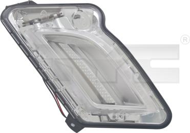 12-5287-00-9 TYC Position Lamp Assy