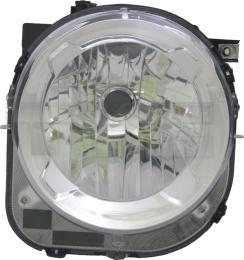 20-15233-05-2 TYC Head Lamp