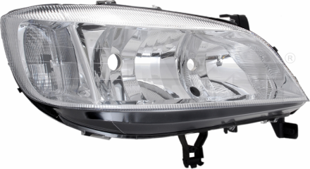 20-5737-08-2 TYC Head Lamp