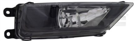 19-6215-01-9 TYC Fog Lamp Unit